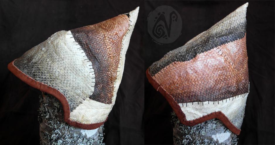 Salmon Hat by Nymla
