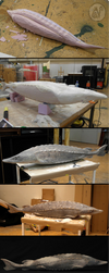 Fish in progress by Nymla