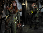 Steampunk Adventurer Costume #2 by Nymla