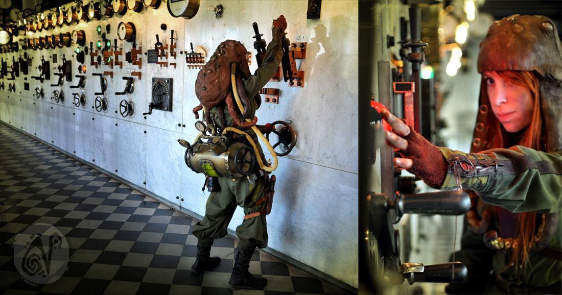 Steampunk Adventurer Costume #3