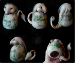 Sindre the Nordic Forest Troll (Available on Etsy)