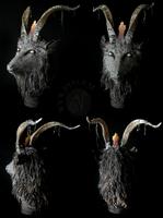 Baphomet Goat Mask