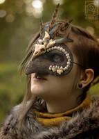 Skull Mask by Nymla