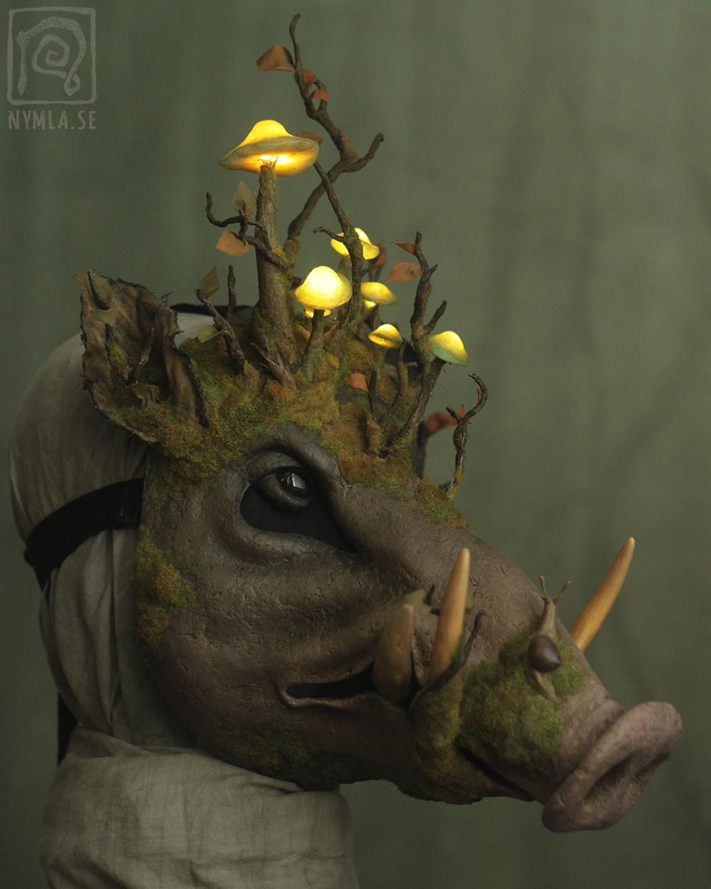 Forest Spirit Boar [for sale]