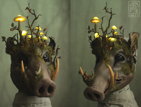 Forest Spirit Boar