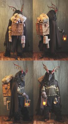 Yule Goat Costume #1