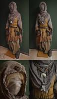 Witch Costume by Nymla