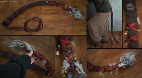 Yule Goat Tail by Nymla