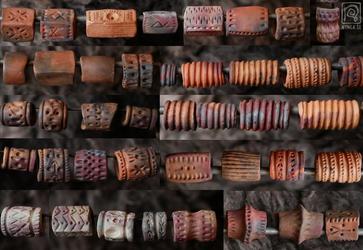 Ceramic Beads by Nymla