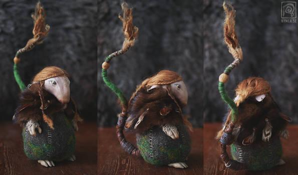 Jorma the troll 1 by Nymla