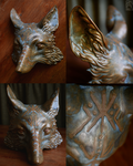 Ceramic Fox