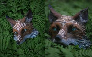 Warrior - Fox Mask