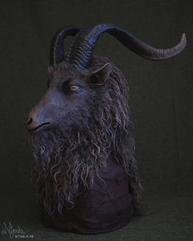 Goat Mask Auction coming soon!