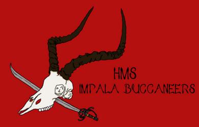 HMS Impala Buccaneers by Psycho-Drummer