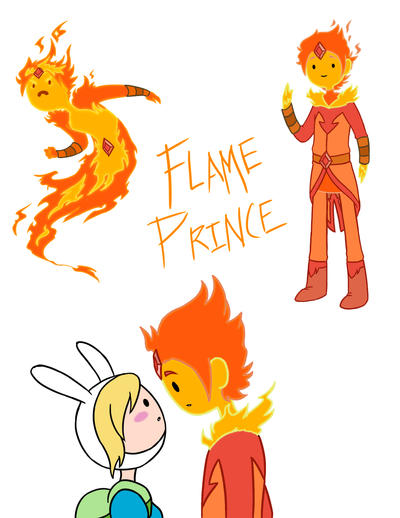 Adventure Time Flame Prince Comic Flame Prince by S-Bruc...