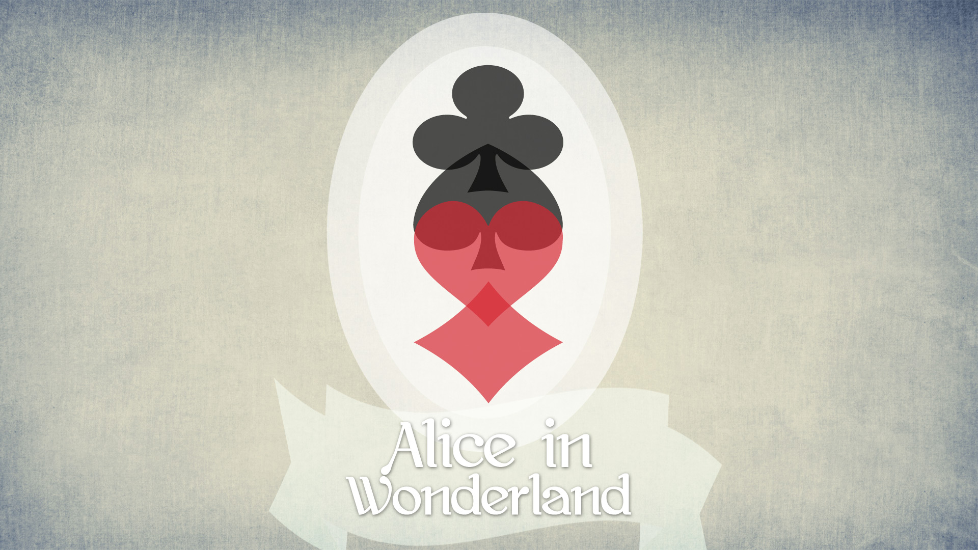 Alice in Wonderland by metopia