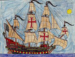 El Conquistador by Edward-Smee