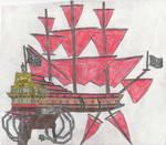 Treasure Planetized  Black Sails Walrus