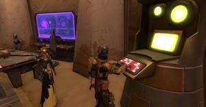 SWTOR: Bounty Hunter's Work Room MK-3 IV