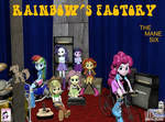 Rainbow's Factory by JohnFlaherty