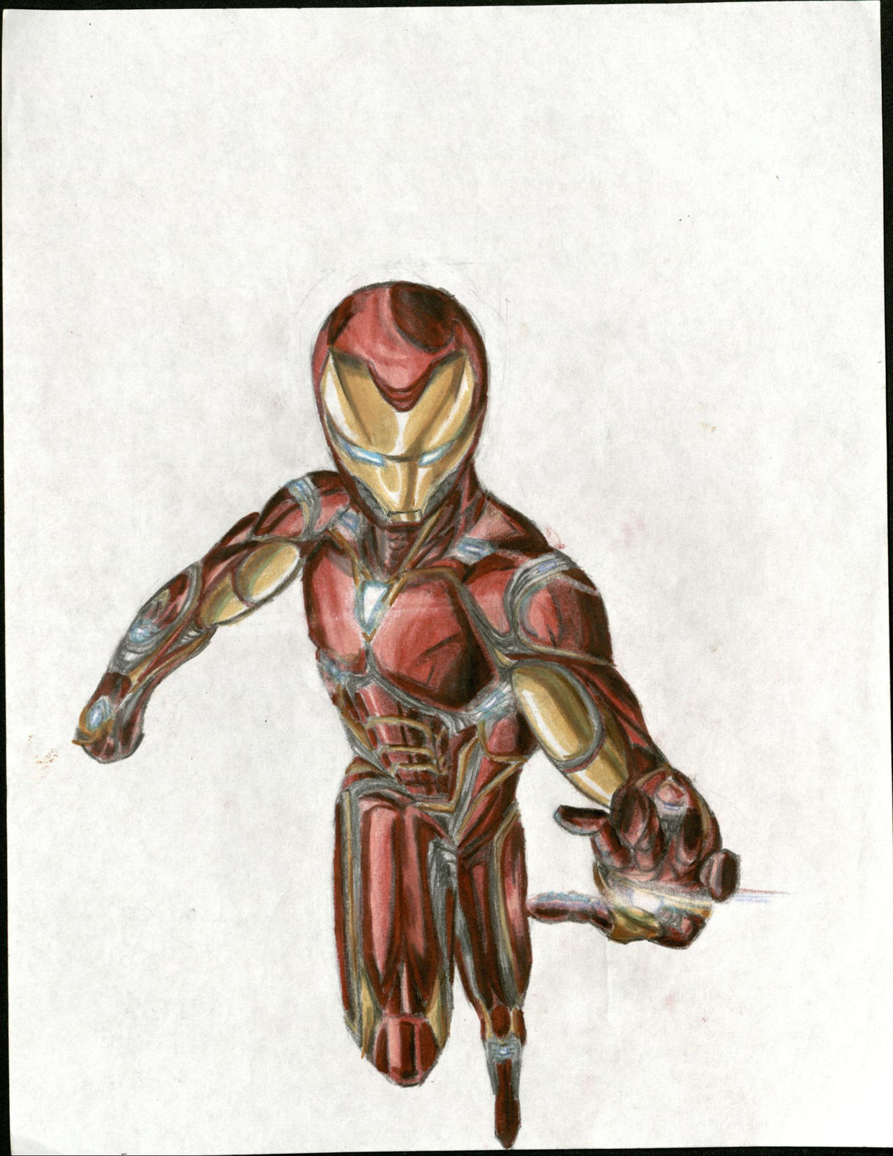 Iron Man Mark 51 by PLASMA-GIRL on DeviantArt