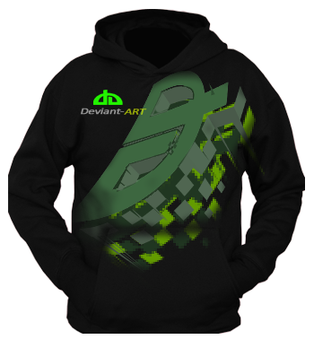 hoodie deviant-art obli by oblivious-art