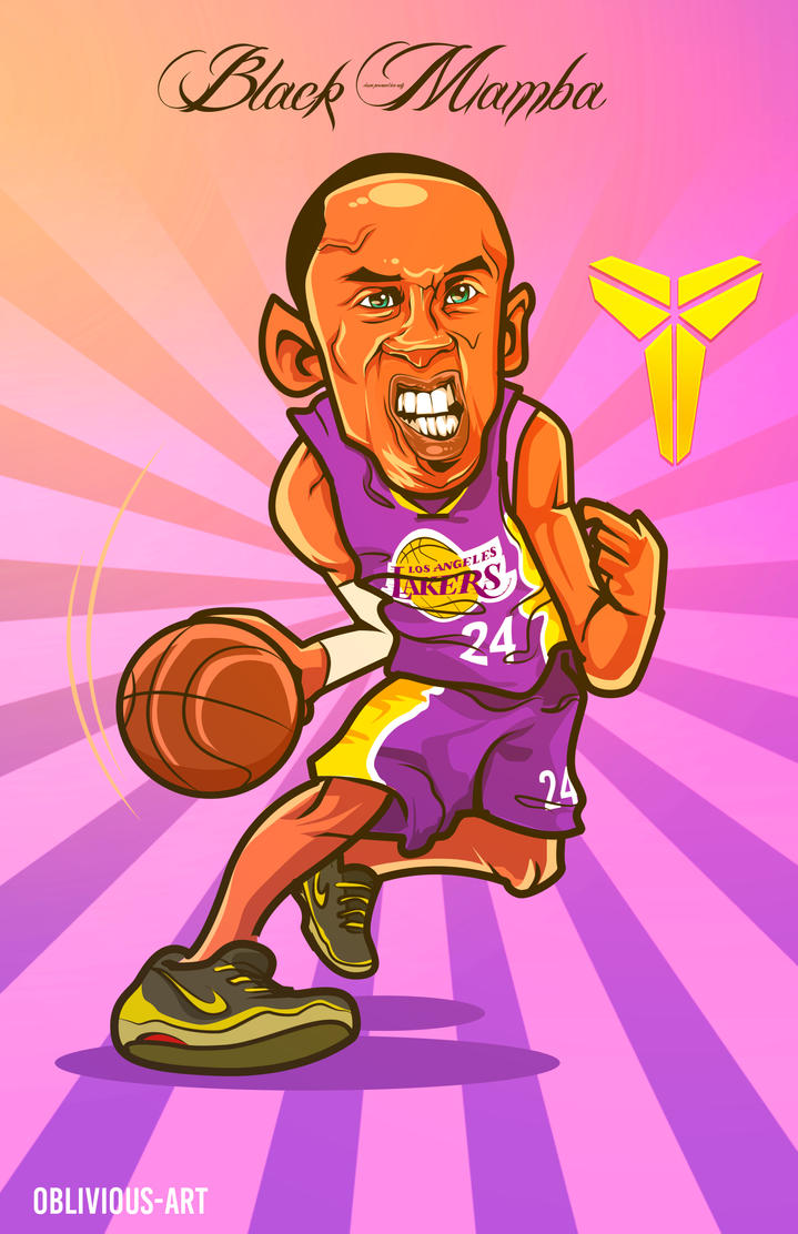 Nba cartoon characters