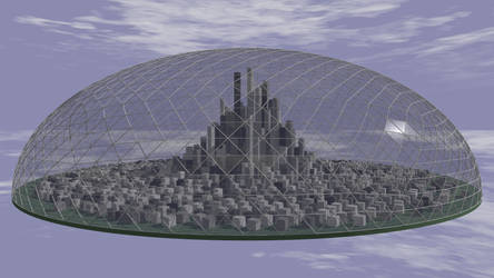 The sky-city of Zenith