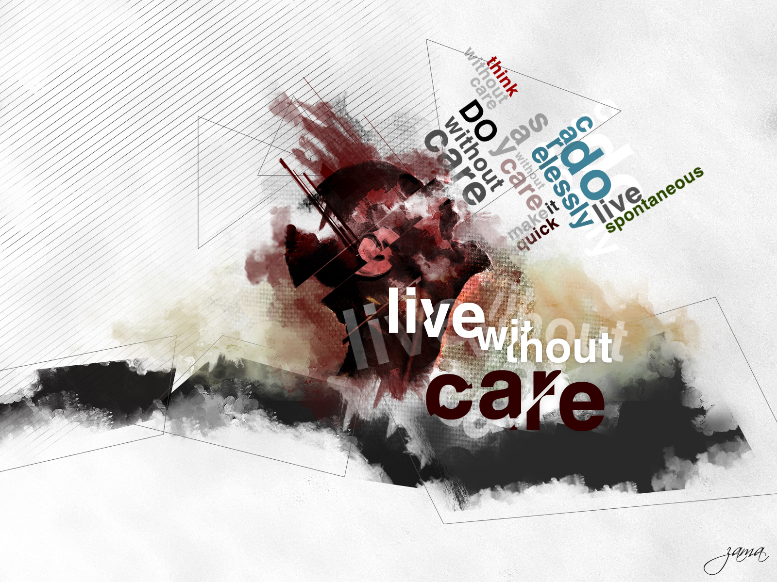 live without care by muzzle-fx