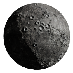 Cratered Planetoid Stock