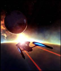 Flight of the Odyssey