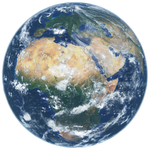 Earth 4K Stock