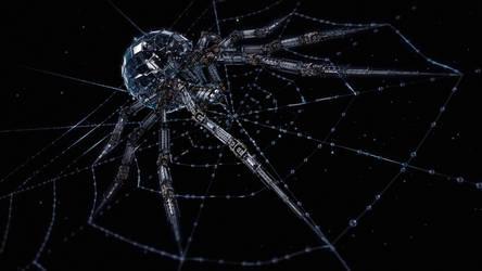 Arachnid Mech 4K-UHD