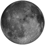 Moon 4K Stock