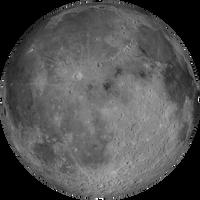 Moon 8K Stock
