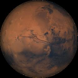 Mars 8K Stock 1of2