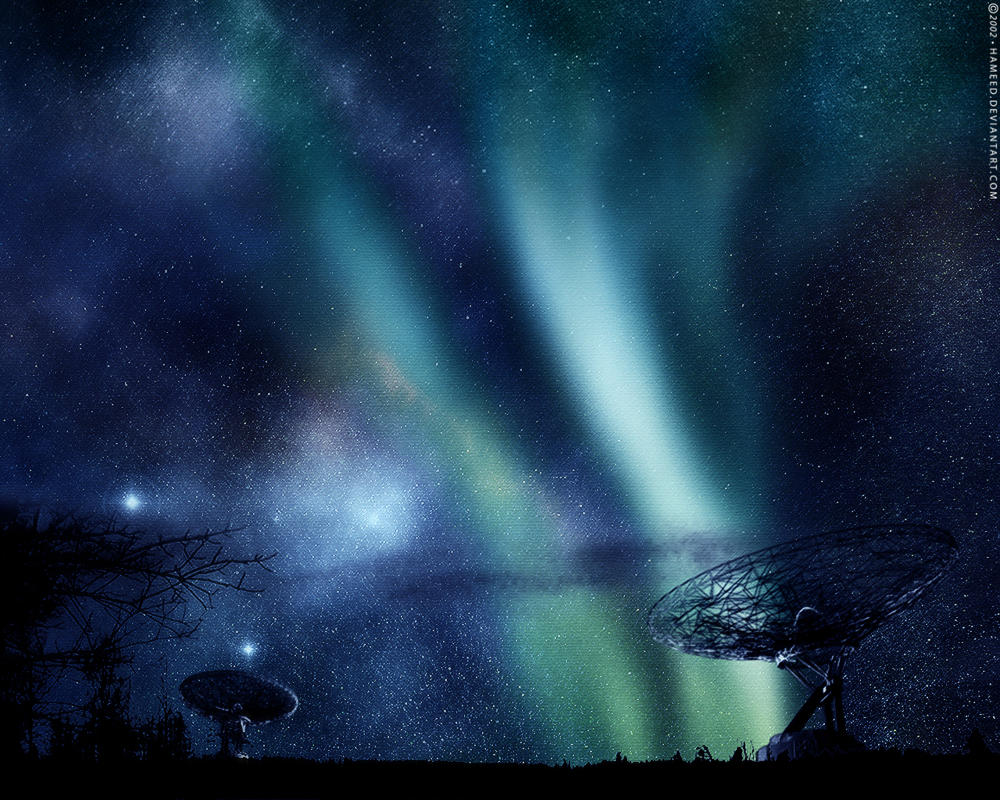 The Infinite Unknown WP by Hameed