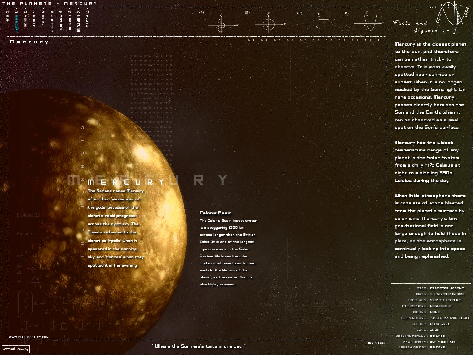 Mercury - Scientific Ed by Hameed