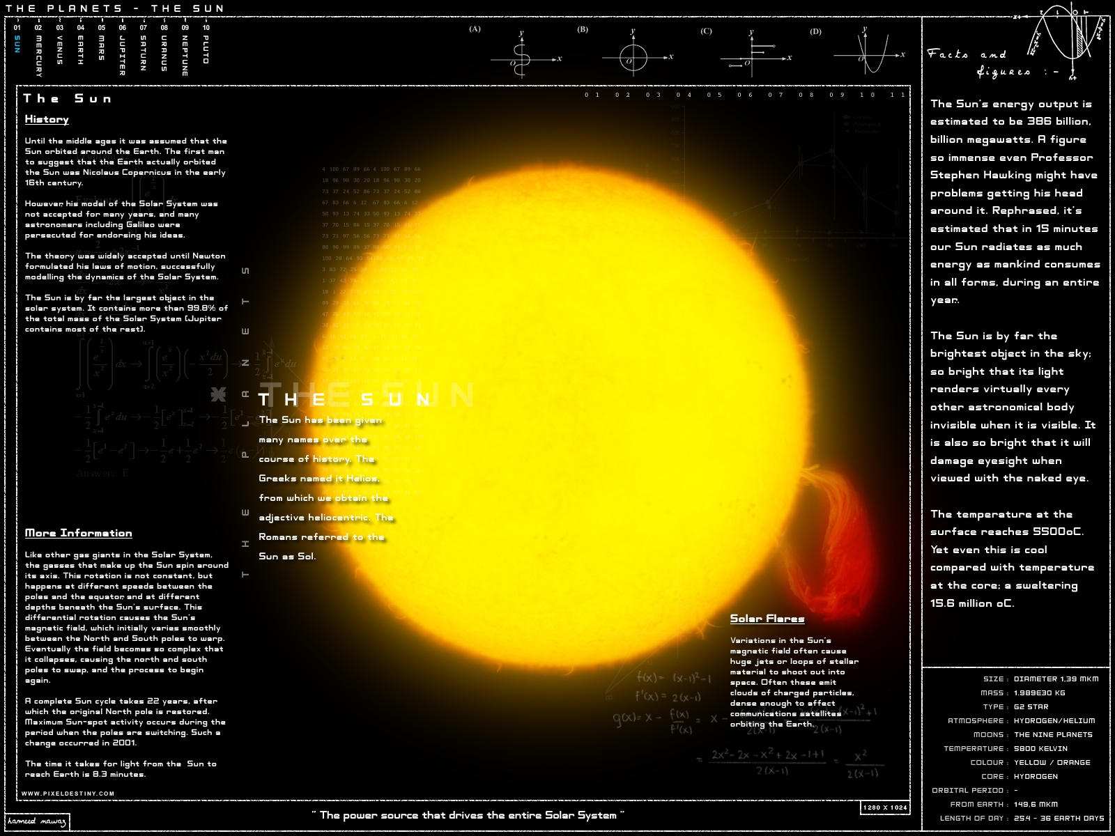 The Sun - Scientific Ed by Hameed