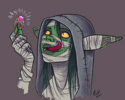 Nott by Ladyghoul