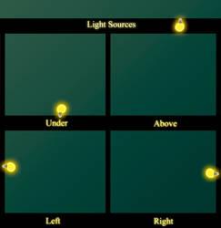 Empty Light Source Meme