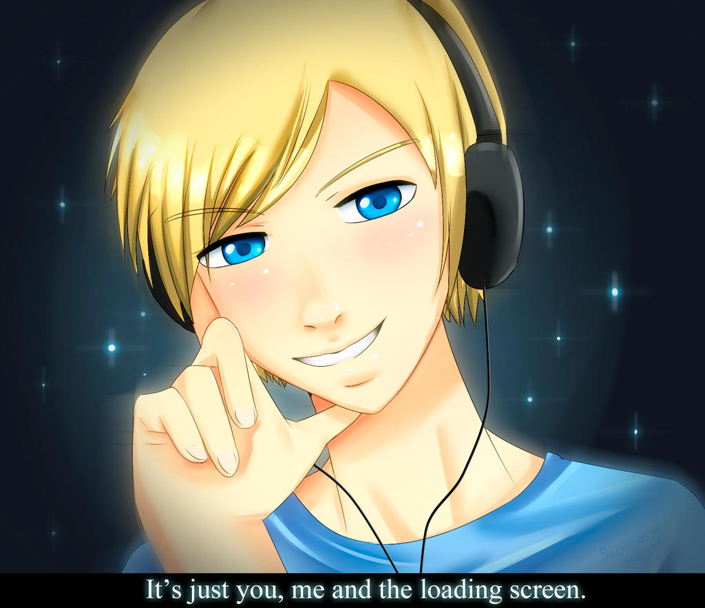 Pewdie: You, me, Loadingscreen by Saviroosje