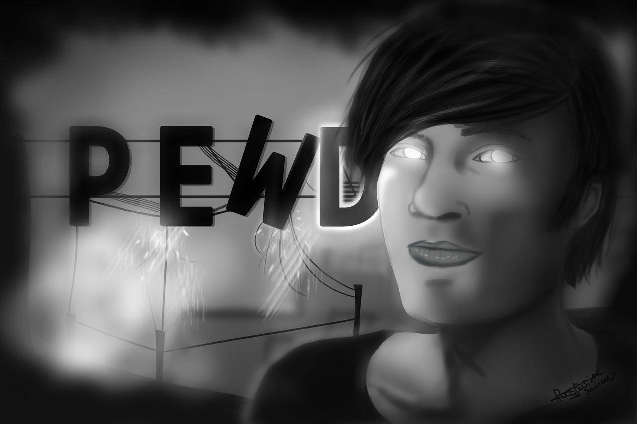 Pewdie: Let's Play Limbo by Saviroosje