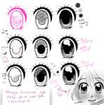 Step by Step - Manga Shoujo Eye TUT