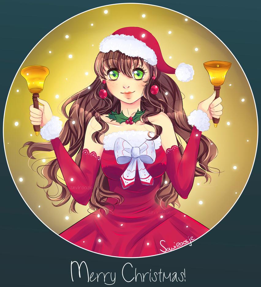 Merry Christmas! by Saviroosje