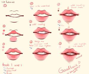 Step By Step - Lip Tutorial