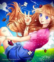 Summertime by Saviroosje