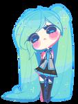 Little Miku. Pagedoll