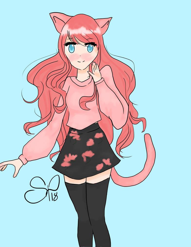 Meow by pinkielora