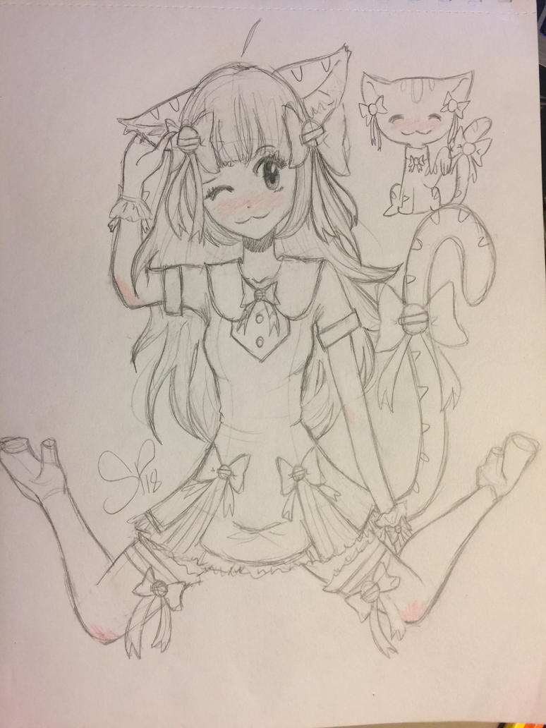Meow Mreow by pinkielora